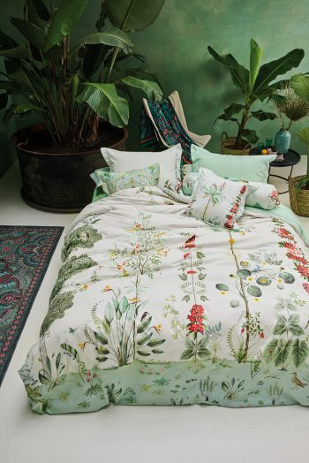 Duvet-cover-flower-white-babylons-garden-pip-studio-2-persons-240x220-140x200-cotton