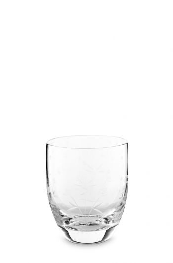 Basics Water Glass Etching