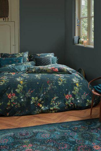 dekbedovertrek-bloemen-donker-blauw-fall-in-leaf-2-persoons-pip-studio-240x220-140x200-katoen