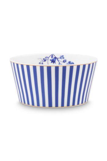 bowl-royal-stripes-12-cm-6/36-blue-white-pip-studio-51.003.166
