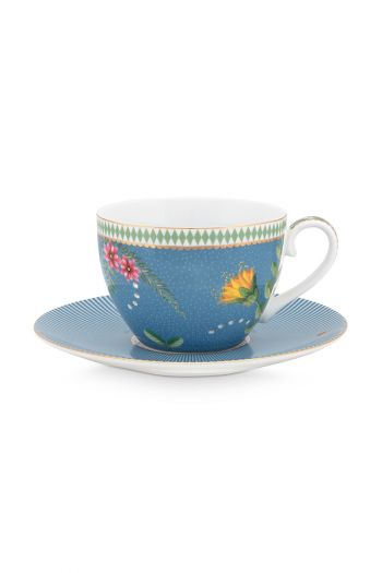 cappuccino-cup-and-saucer-la-majorelle-made-of-porcelain-with-flowers-in-blue