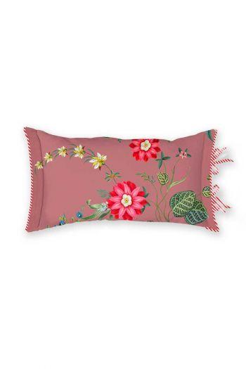 kussen-roze-bloemen-rechthoek-sierkussen-petites-fleurs-pip-studio-35x60-katoen