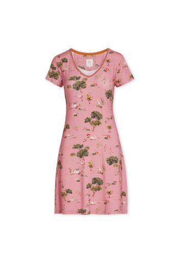 Djoy-night-dress-swan-lake-roze-pip-studio-51.504.079-conf