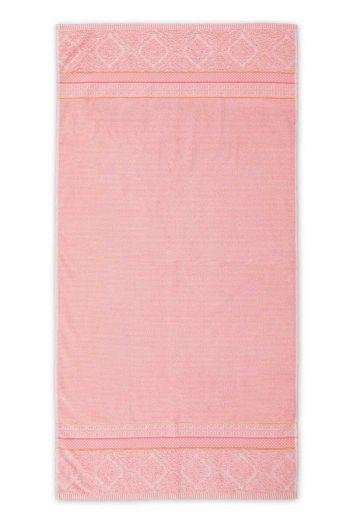 Bath-towel-xl-pink-70x140-soft-zellige-pip-studio-cotton-terry-velour