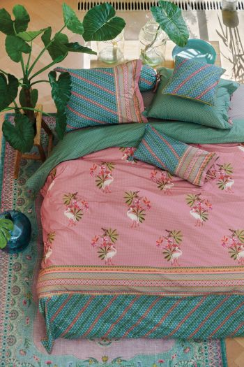 Duvet-cover-pink-my-heron-stork-pip-studio-2-persons-240x220-140x200-cotton
