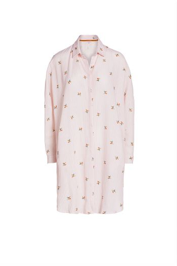 Fabien-night-dress-chérie-light-pink-cotton-linen-pip-studio-51.503.179-conf