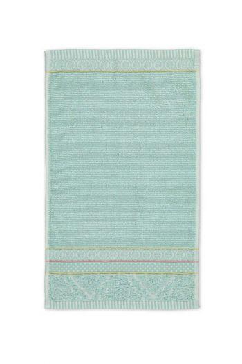 Gastendoek-blauw-bloemen-30x50-soft-zellige-pip-studio-katoen-terry-velour