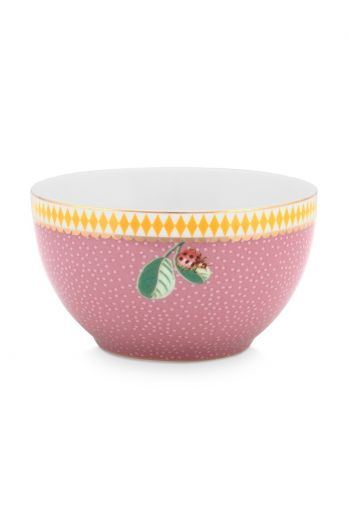 bowl-la-majorelle-made-of-porcelain-in-pink-9,5-cm