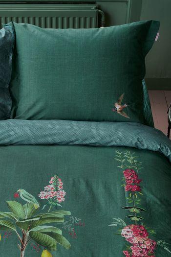 pillowcase-babylons-garden-green-flowers-pip-studio-60x70-40x80-cotton