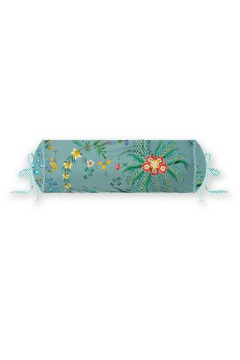 cushion-blue-flowers-neck-roll-cushion-decorative-pillow-petites-fleurs-pip-studio-22x70-cotton