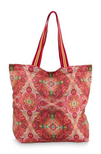 Foldable Bag Moon Delight Red