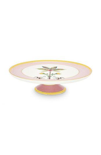 La Majorelle Cake Tray Pink 30.5 cm