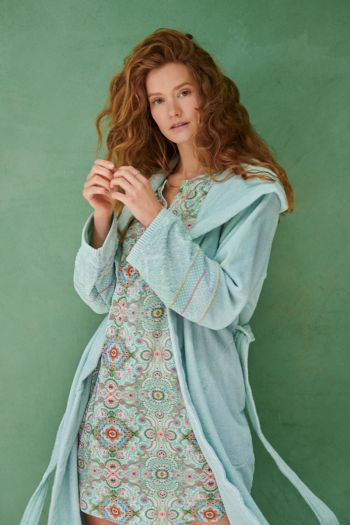 Bathrobe-blue-jacquard-soft-zellige-pip-studio-cotton-terry-velour