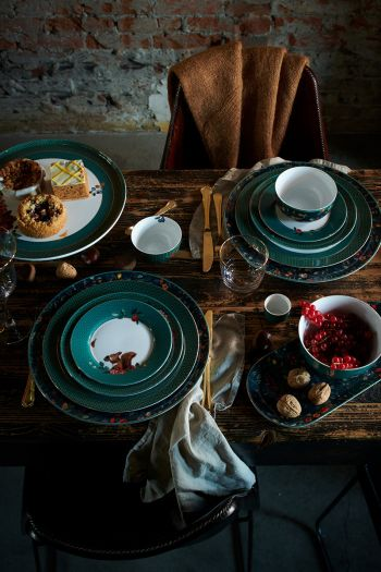 Winter Wonderland Porcelain Collection