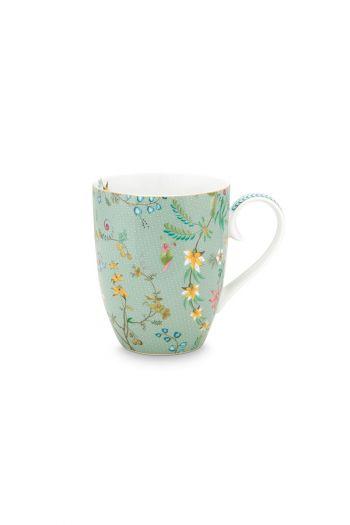 porcelein-mug-large-jolie-flowers-blau-grün-gelb-flowers-350-ml-6/36-51.002.244