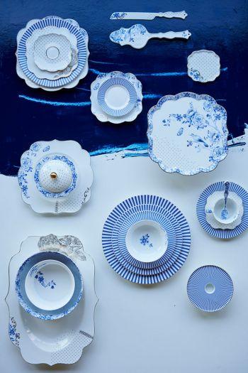 Royal White Porselein Collectie