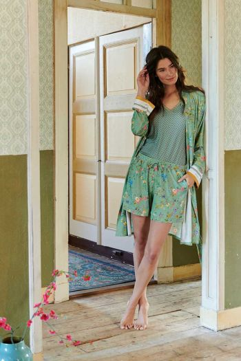Homewear Set Soft Fleur