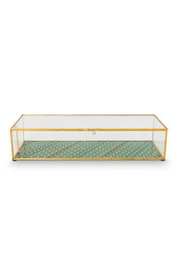 Storage-box-glass-gold-jewelery-box-pip-studio-41x16,5x9-cm