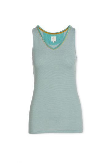 tessy-sleeveless-top-shingy-stripes-grün-pip-studio-