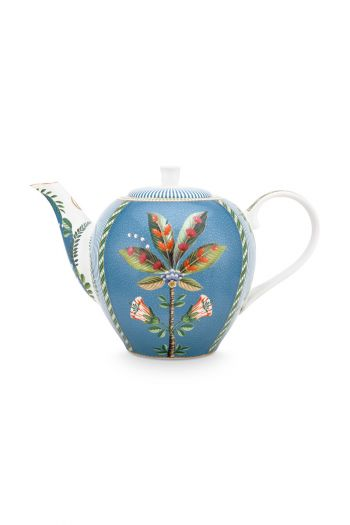 teapot-large-la-majorelle-made-of-porcelain-with-a-palm-tree-in-blue