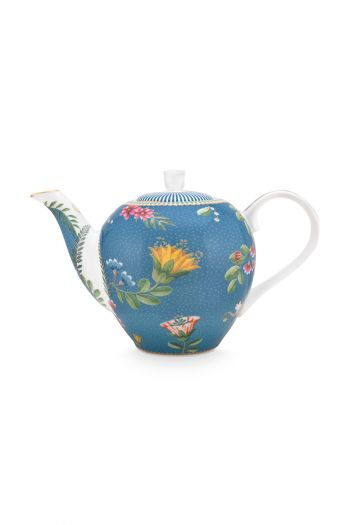 teapots-small-la-majorelle-made-of-porcelain-with-flowers-in-blue