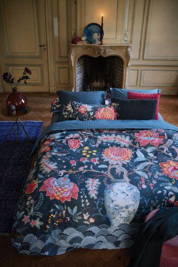 duvet-cover-dark-blue-flowers-tree-of-life-2-persons-pip-studio-240x220-140x200-cotton