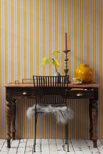Behang-vlies-behang-vinyl-gestreept-beige-geel-pip-studio-blurred-lines