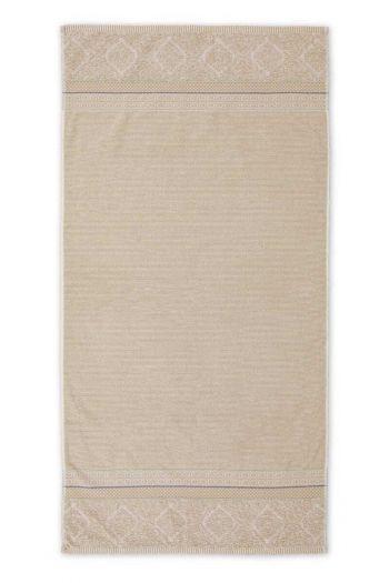 Duschlaken-handtuch-xl-khaki-70x140-soft-zellige-pip-studio-baumwolle-velours-frottier