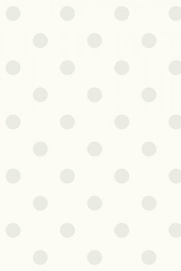 Dots wallpaper white