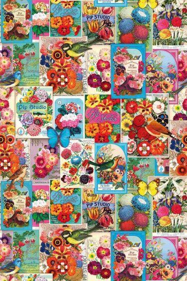 Jardin de Pip wallpaper