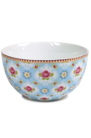 Blossom bowl blue - 15 cm