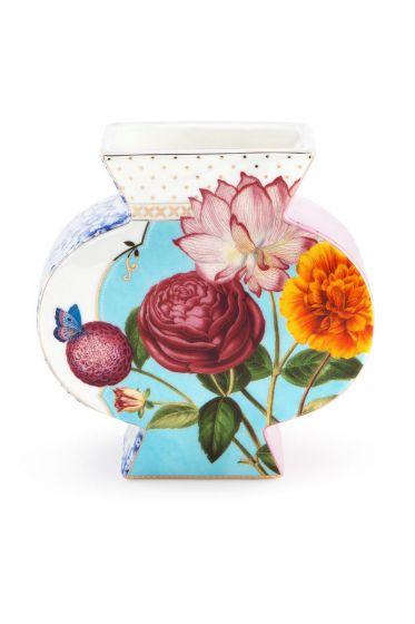 Royal vase flat multicoloured