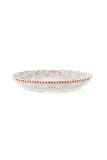 Soap Dish Spring to Life Off White