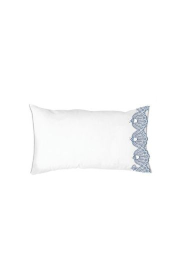 Kissen Acorn rechteckig weiß