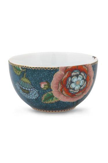 Spring to Life Bowl 12 cm Blue