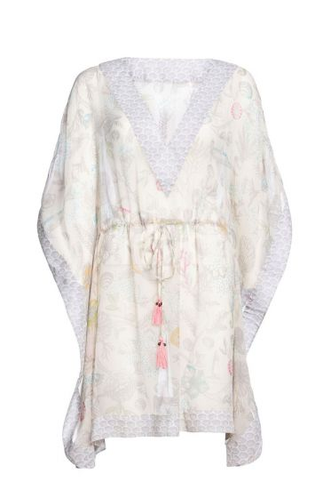 Tunic Big Sea off-white