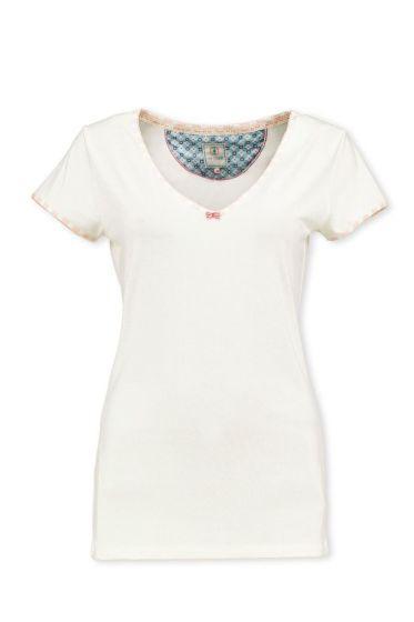 T-Shirt Melee Off-White