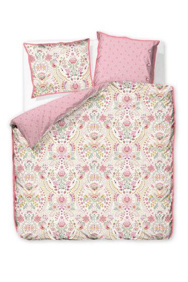 Duvet cover Sea Stitch Pink