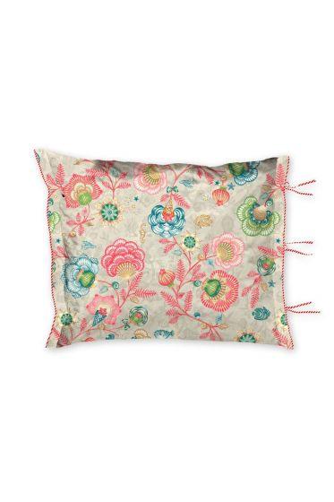 Pillow case Shellebration khaki