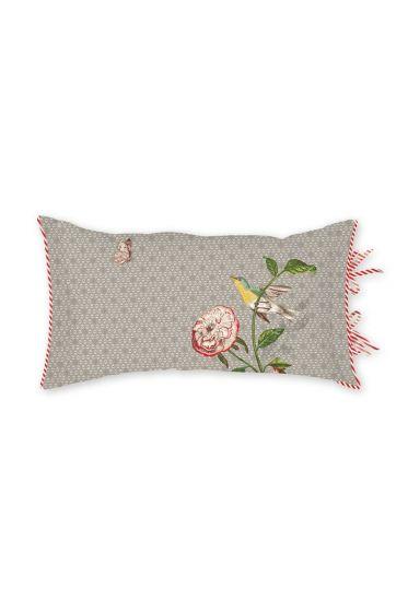 Cushion Rectangle Pip Poppy khaki