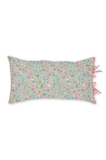 Rectangle Cushion Little Sea Green