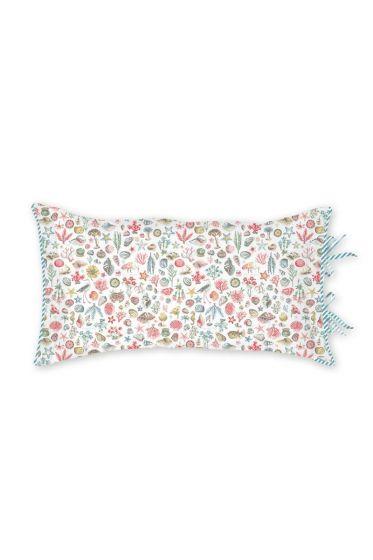 Rectangle Cushion Little Sea Off white