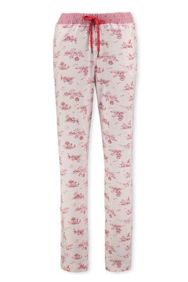 Trousers Flow de Fleur Pink