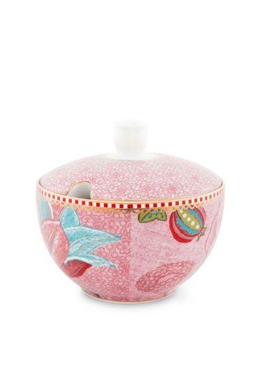 Spring to Life Sugar bowl Pink