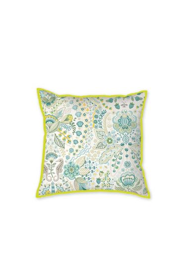 Pillow case Sea Stitch Blue
