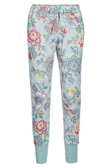 Trousers boyfriend Berry Bird blue