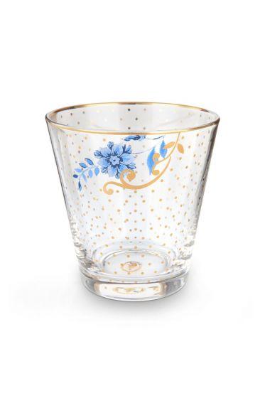 Royal water glass Golden Dots