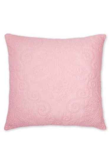 Cushion Feeling Quilty square pink
