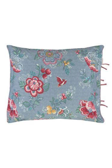 Pillowcase Berry Bird blue