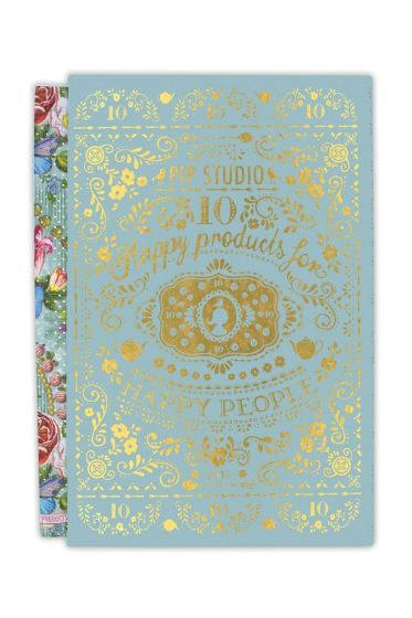 Set/2 A5 notebooks Pip 10 Years